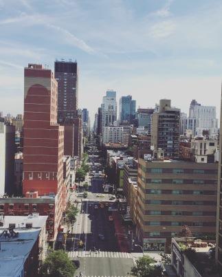 Manhattan from the Tram!