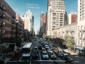 Manhattan from the Tram